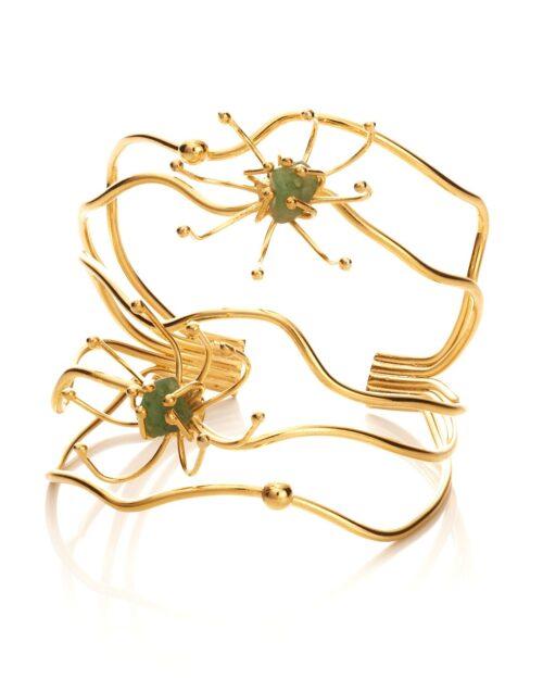 Daniela-Alvarez-Boutique-Accesorios-brazalete-dos-arañas-muralla-3-10-23